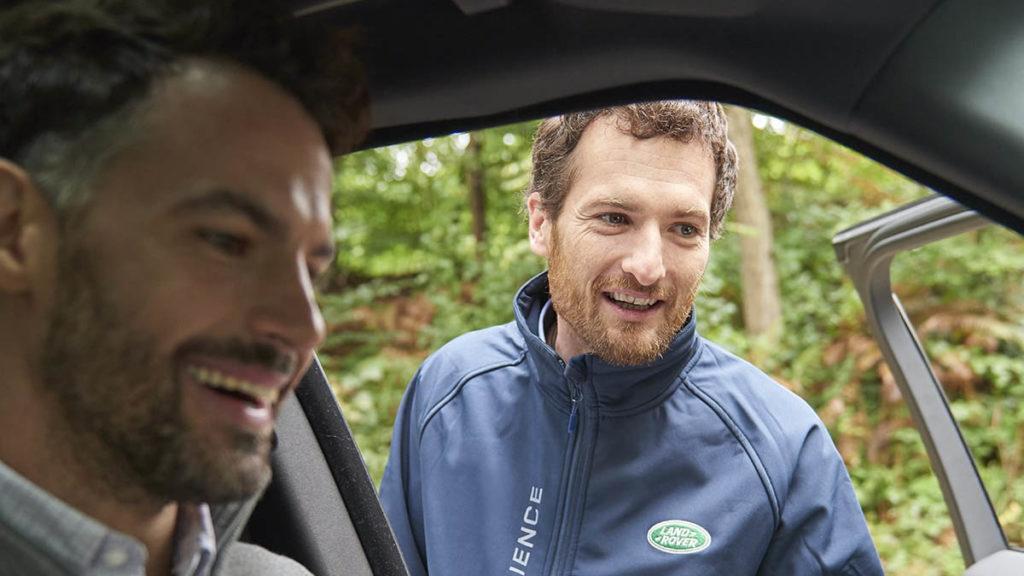 Istruttori Land Rover Experience Italia