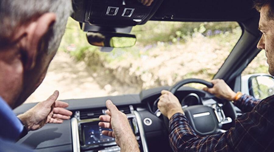 Selezioni Istuttore Land Rover Experience Italia 2