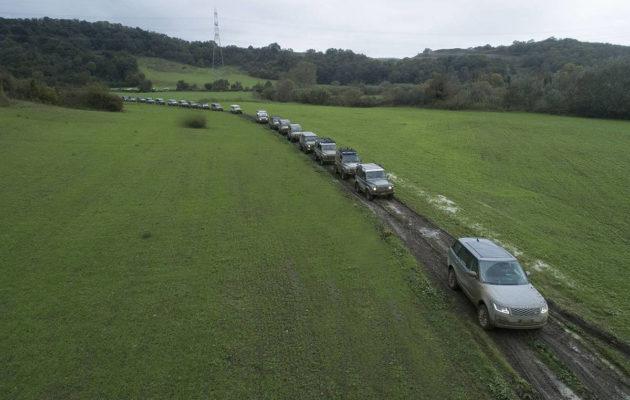 Viaggi Land Rover Tour Land Rover Experience Italia
