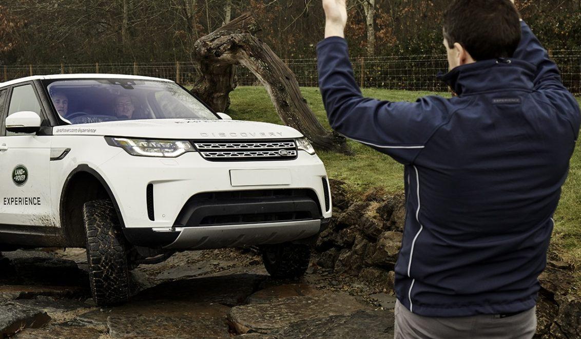 Istuttore Land Rover Experience Italia 4