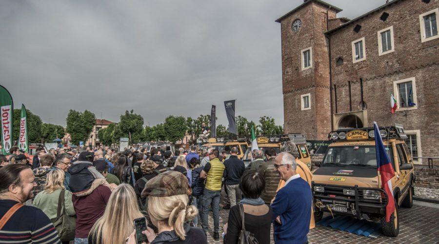 Land Rover Day Emilia - Romagna Sabato 11 maggio
