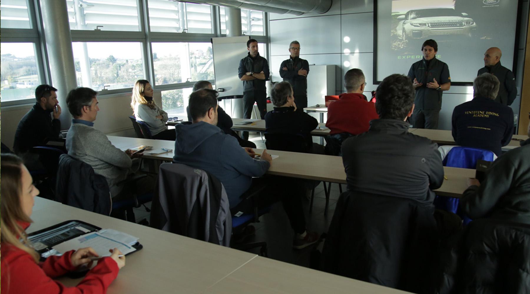 Foto per pagina evento e corso aula 04