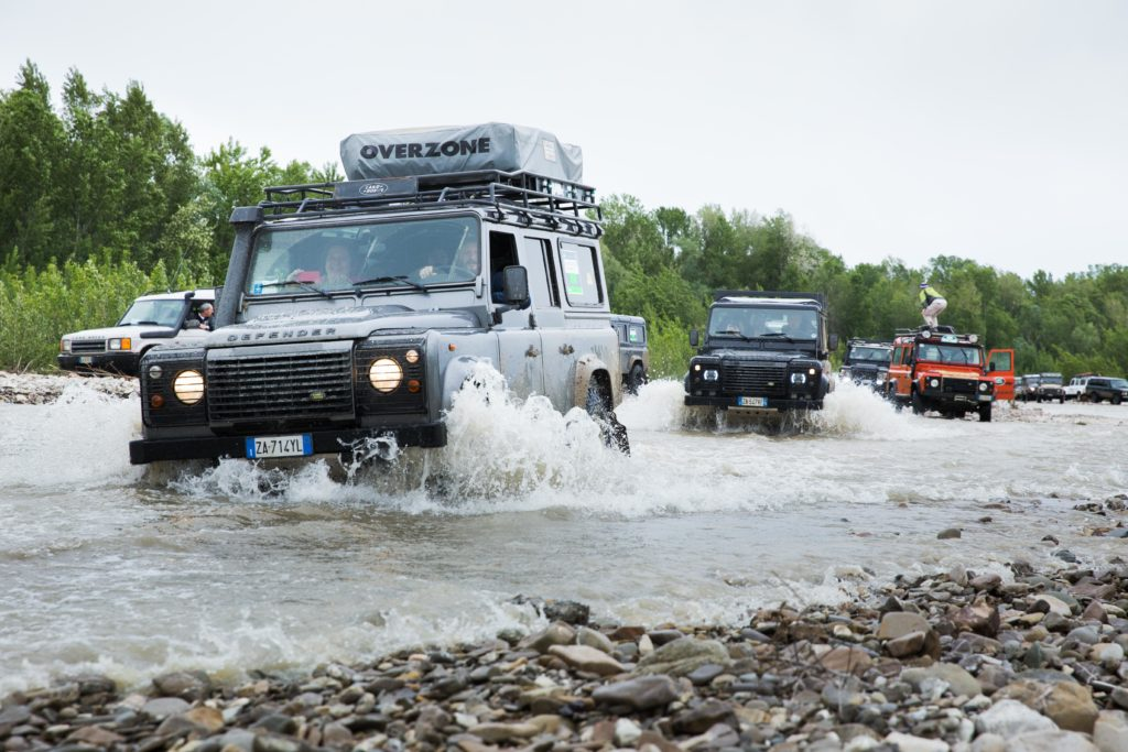 Land Rover Day Emilia – Romagna Domenica 12 maggio-18