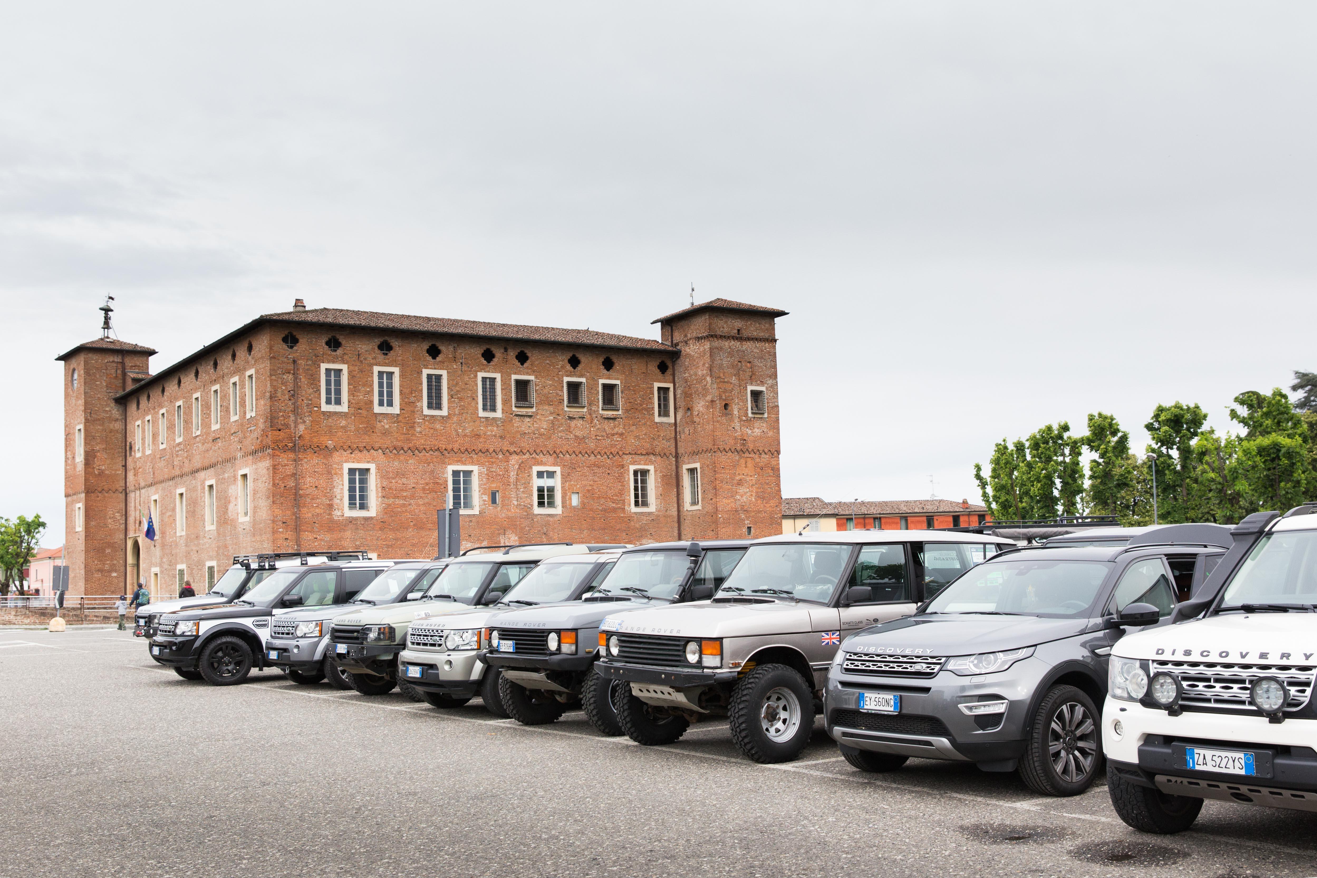 Land Rover Day Emilia – Romagna Domenica 12 maggio-4