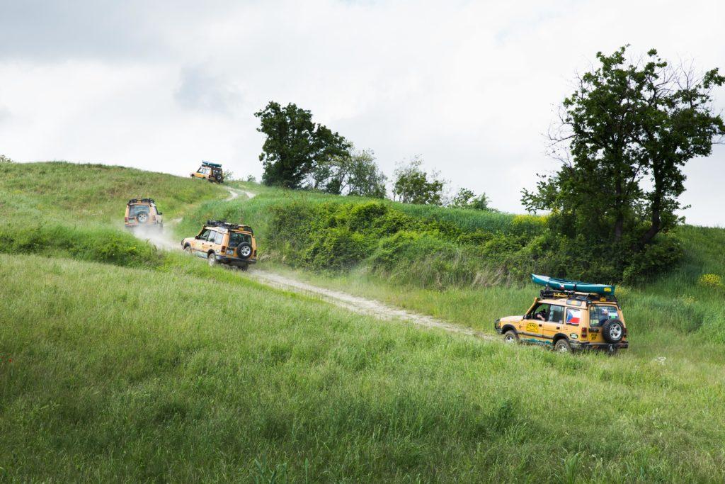 Land Rover Day Emilia – Romagna Sabato 11 maggio-9