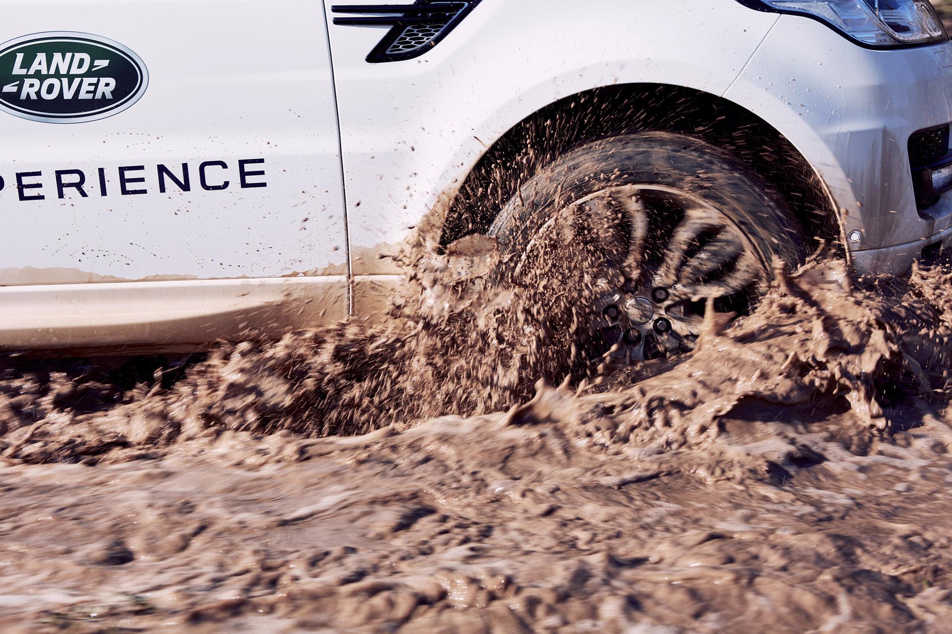 Non ti Senti pronto? Land Rover Experience Italia