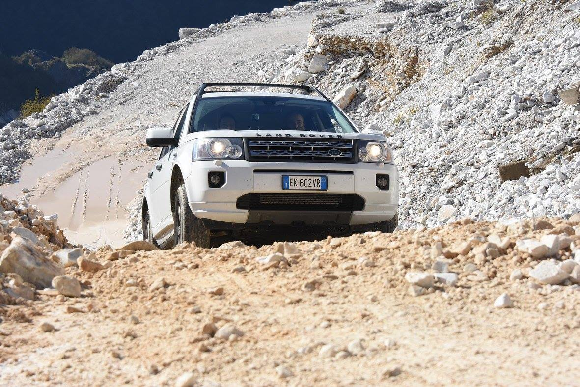 LAND ROVER DAY CARRARA 2016
