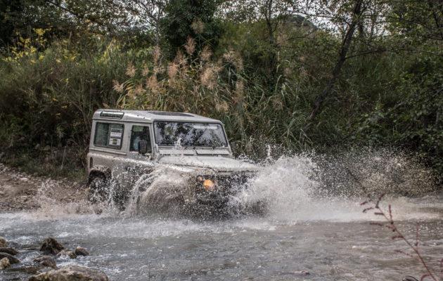 Raduni Land Rover Day Land Rover Experience Italia