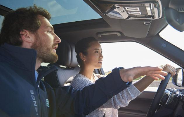 Corsi Off-Road Land Rover Experience Italia