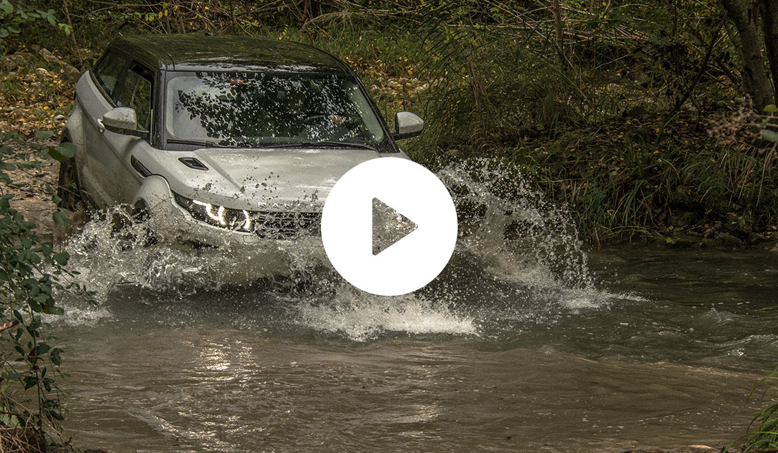 Land Rover Tour Taste of Italy