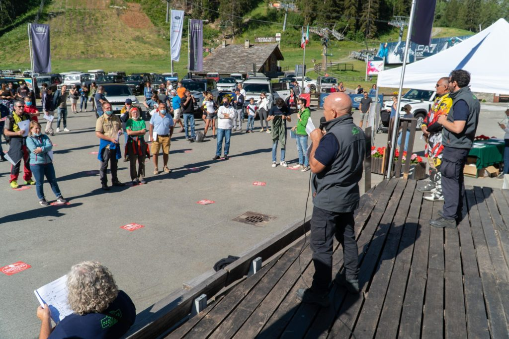 Land Rover Day Valle d'Aosta – La Thuile – 02 Land Rover Experience Italia-11