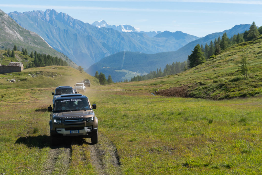 Land Rover Day Valle d'Aosta – La Thuile – 02 Land Rover Experience Italia-13