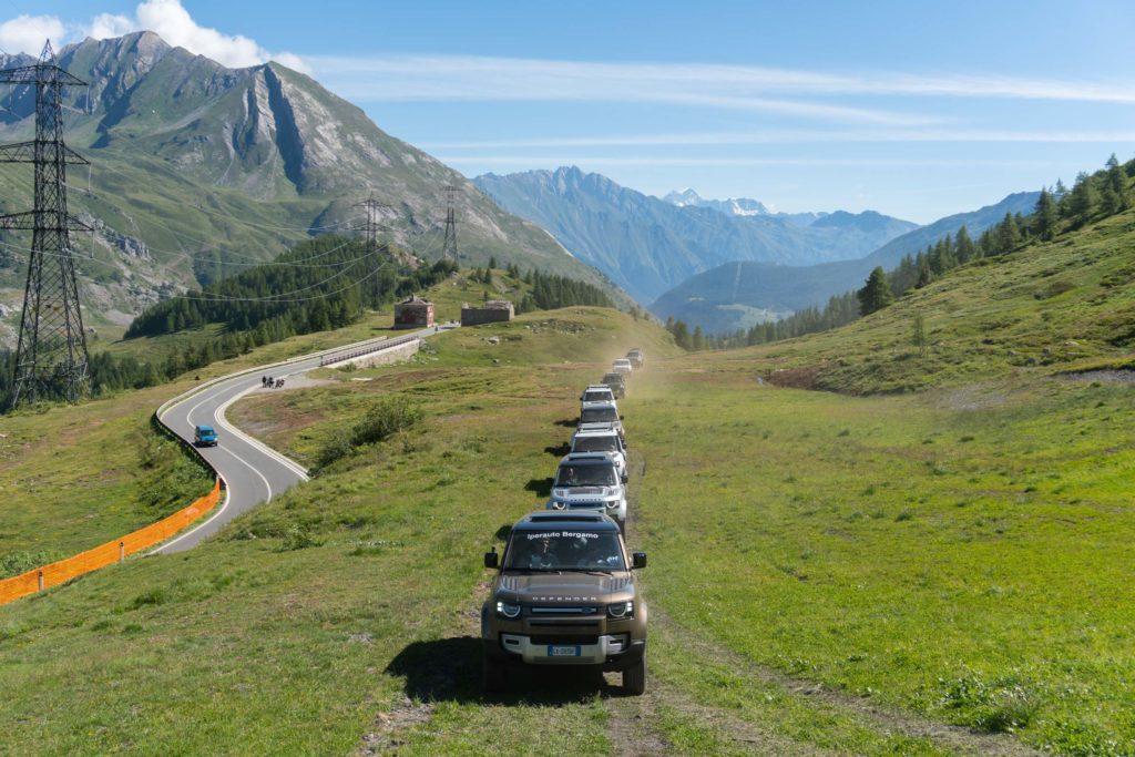 Land Rover Day Valle d'Aosta – La Thuile – 02 Land Rover Experience Italia-14