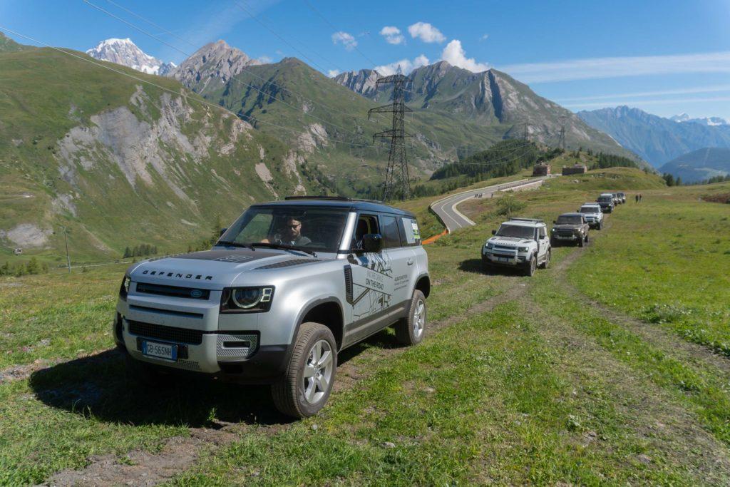 Land Rover Day Valle d'Aosta – La Thuile – 02 Land Rover Experience Italia-15