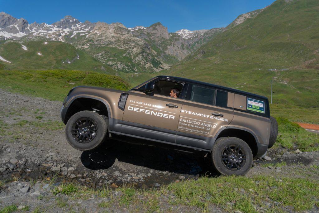 Land Rover Day Valle d'Aosta – La Thuile – 02 Land Rover Experience Italia-16