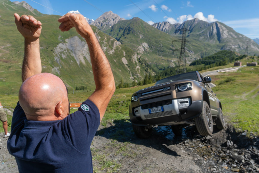 Land Rover Day Valle d'Aosta – La Thuile – 02 Land Rover Experience Italia-18