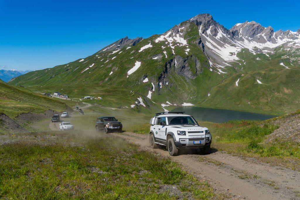 Land Rover Day Valle d'Aosta – La Thuile – 02 Land Rover Experience Italia-19