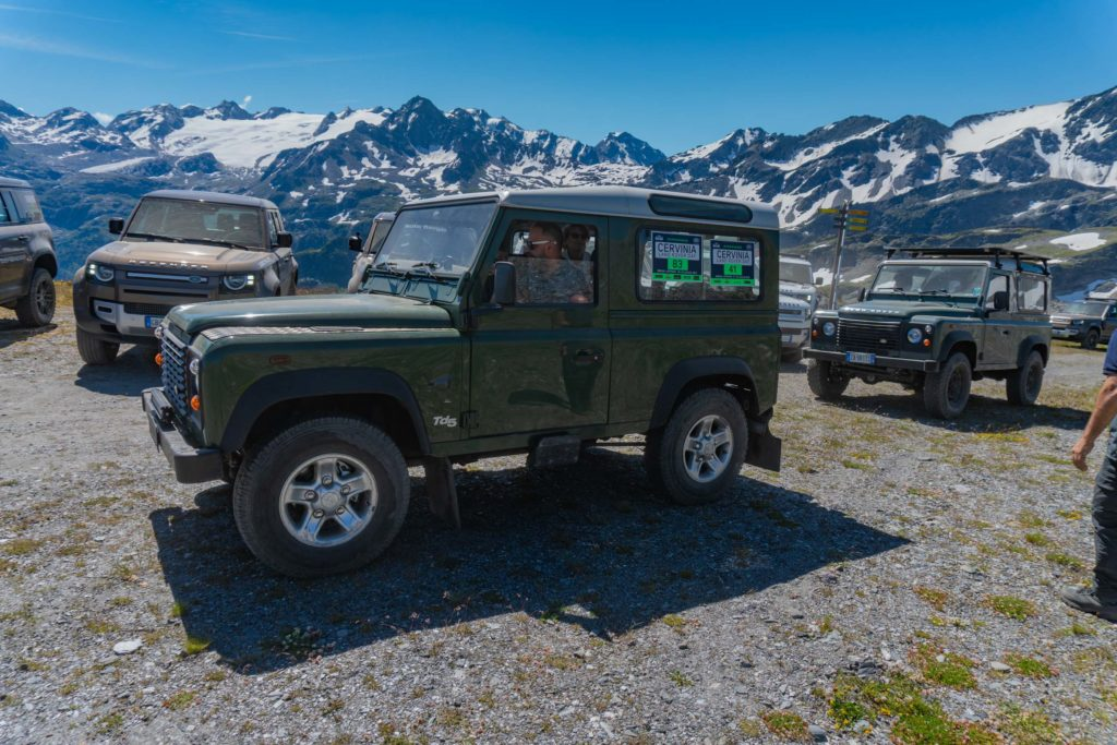 Land Rover Day Valle d'Aosta – La Thuile – 02 Land Rover Experience Italia-20
