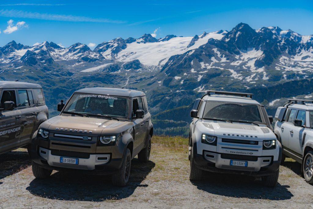 Land Rover Day Valle d'Aosta – La Thuile – 02 Land Rover Experience Italia-21