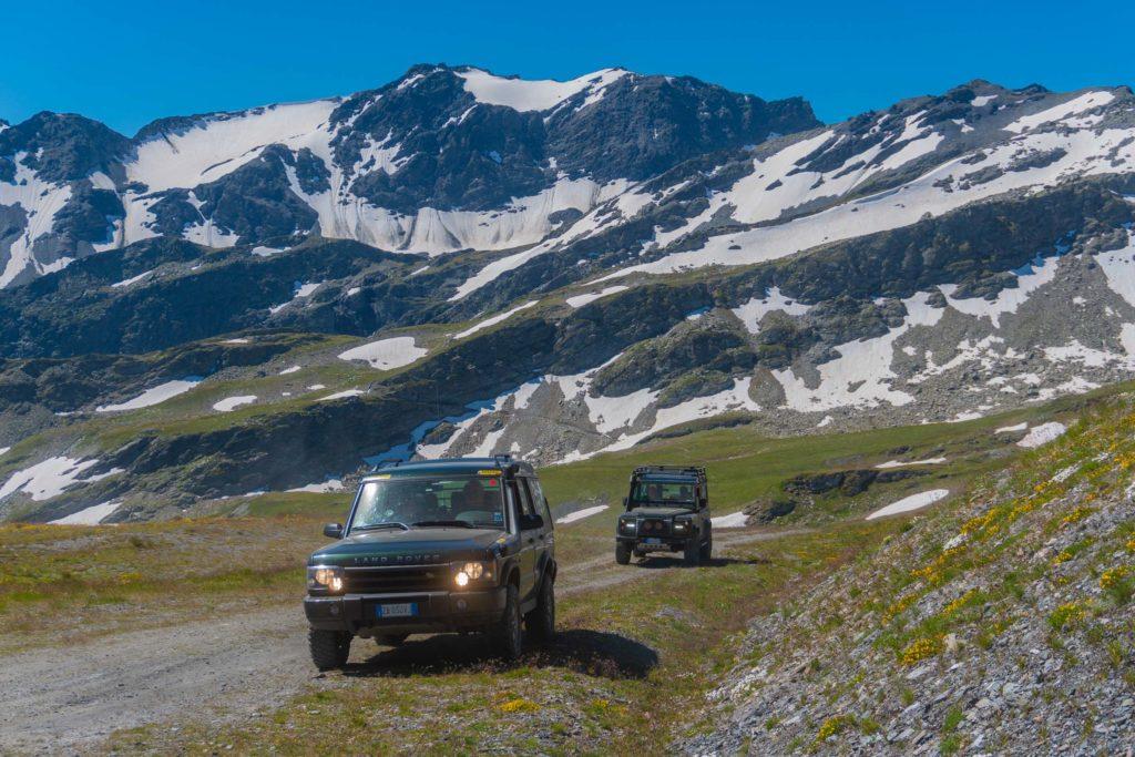 Land Rover Day Valle d'Aosta – La Thuile – 02 Land Rover Experience Italia-22