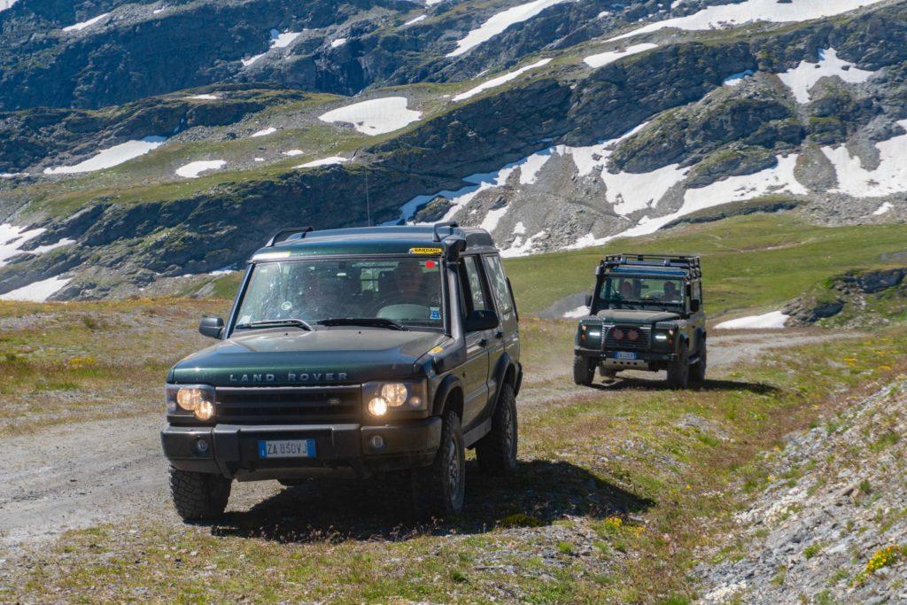 Land Rover Day Valle d'Aosta – La Thuile – 02 Land Rover Experience Italia-23