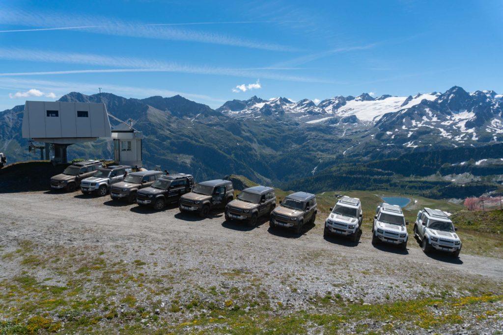 Land Rover Day Valle d'Aosta – La Thuile – 02 Land Rover Experience Italia-24