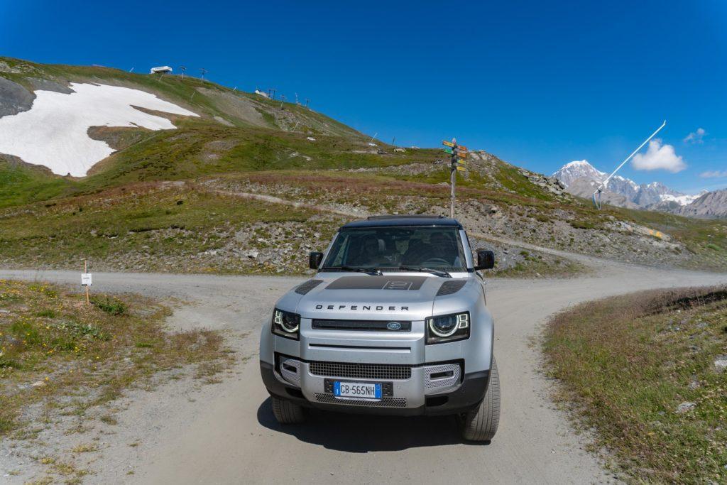 Land Rover Day Valle d'Aosta – La Thuile – 02 Land Rover Experience Italia-25