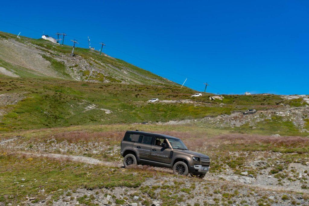 Land Rover Day Valle d'Aosta – La Thuile – 02 Land Rover Experience Italia-26