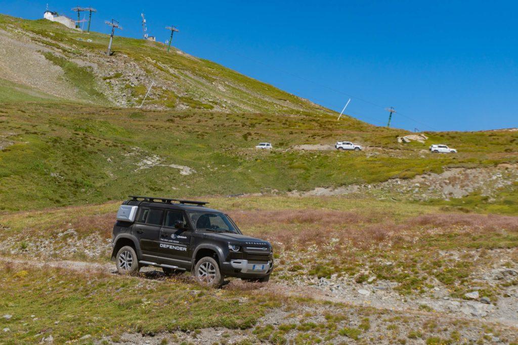 Land Rover Day Valle d'Aosta – La Thuile – 02 Land Rover Experience Italia-27