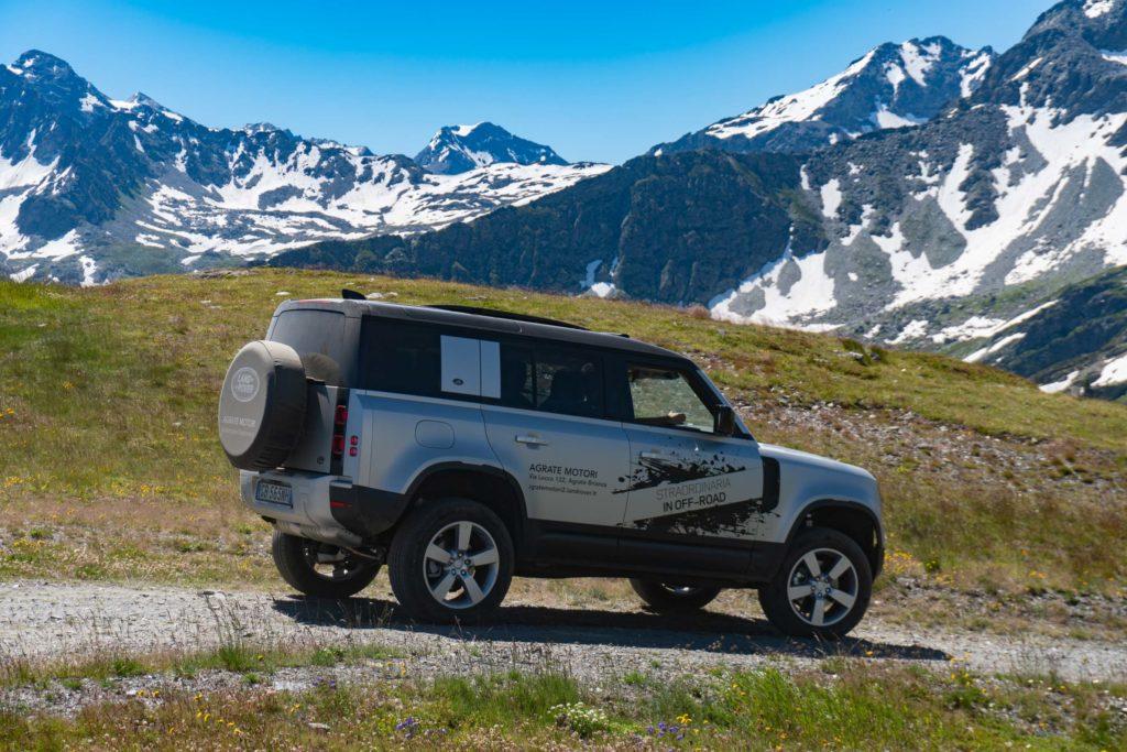 Land Rover Day Valle d'Aosta – La Thuile – 02 Land Rover Experience Italia-28