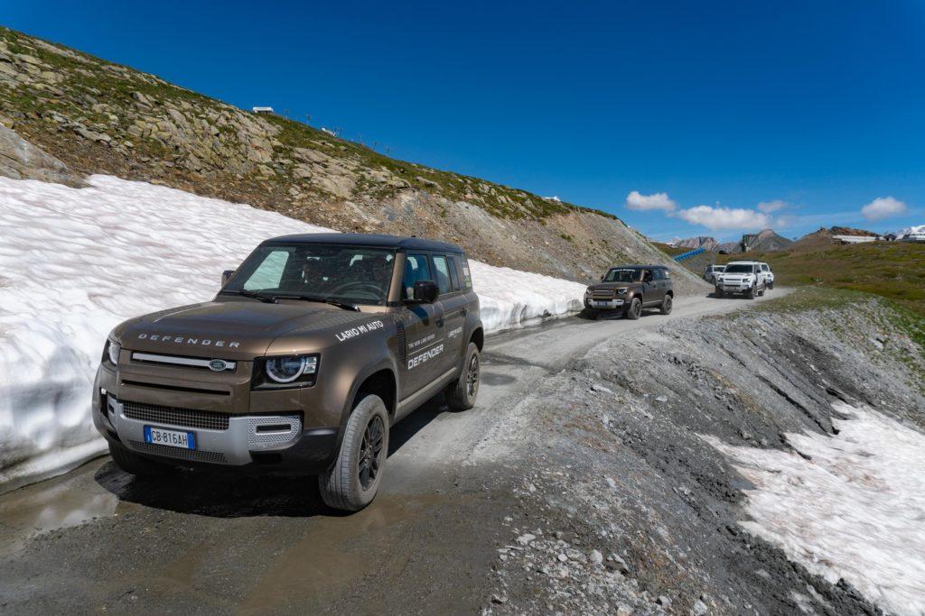 Land Rover Day Valle d'Aosta – La Thuile – 02 Land Rover Experience Italia-29