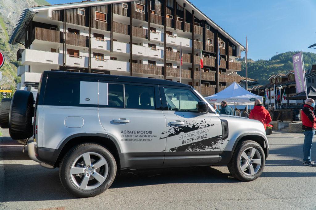 Land Rover Day Valle d'Aosta – La Thuile – 02 Land Rover Experience Italia-3