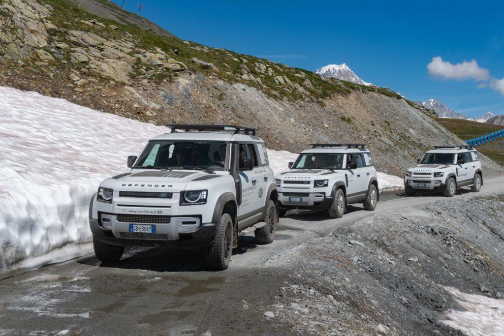 Land Rover Day Valle d'Aosta – La Thuile – 02 Land Rover Experience Italia-30