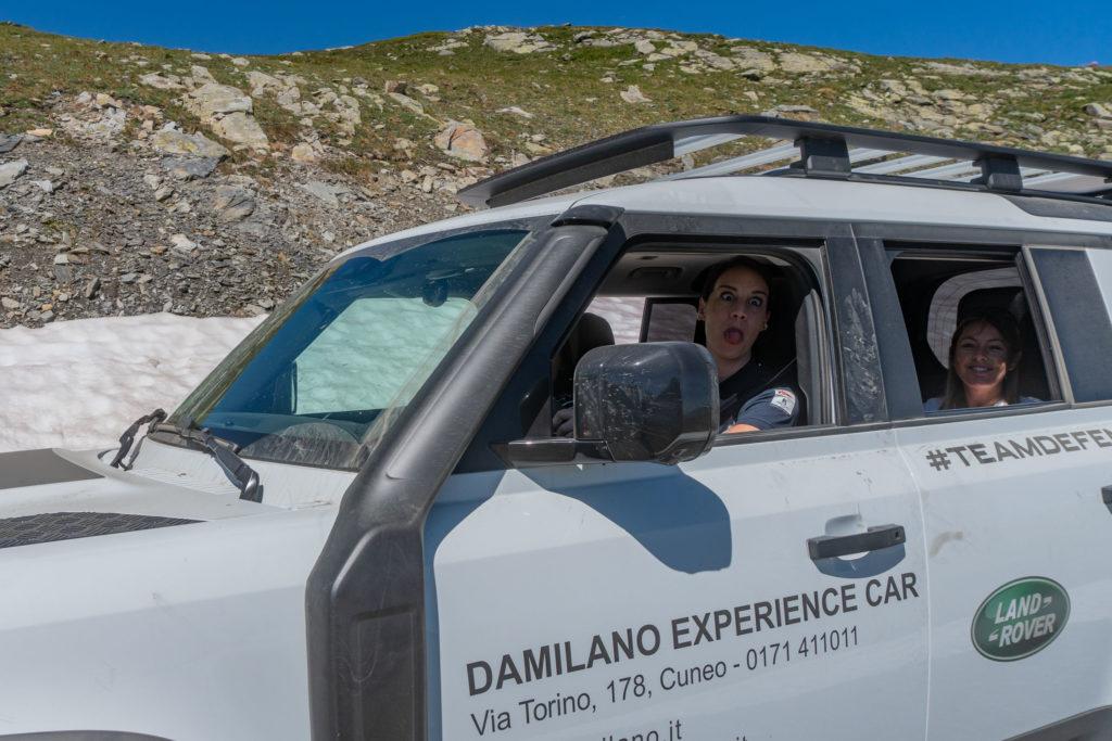 Land Rover Day Valle d'Aosta – La Thuile – 02 Land Rover Experience Italia-31