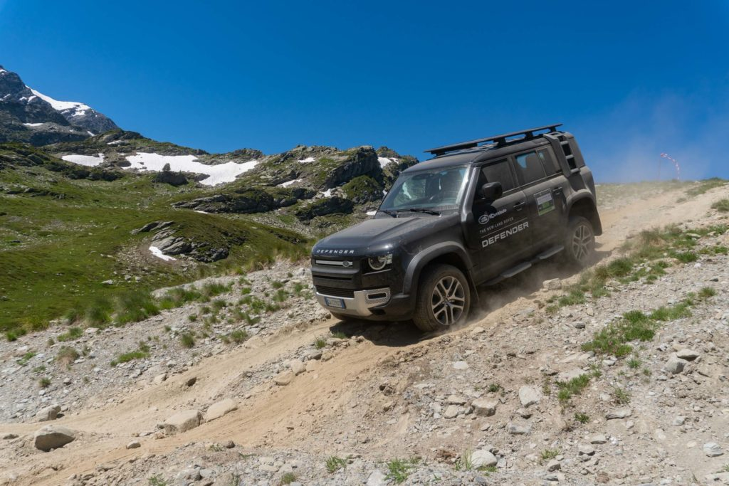Land Rover Day Valle d'Aosta – La Thuile – 02 Land Rover Experience Italia-32