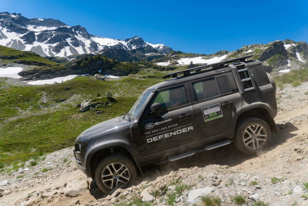 Land Rover Day Valle d'Aosta – La Thuile – 02 Land Rover Experience Italia-33