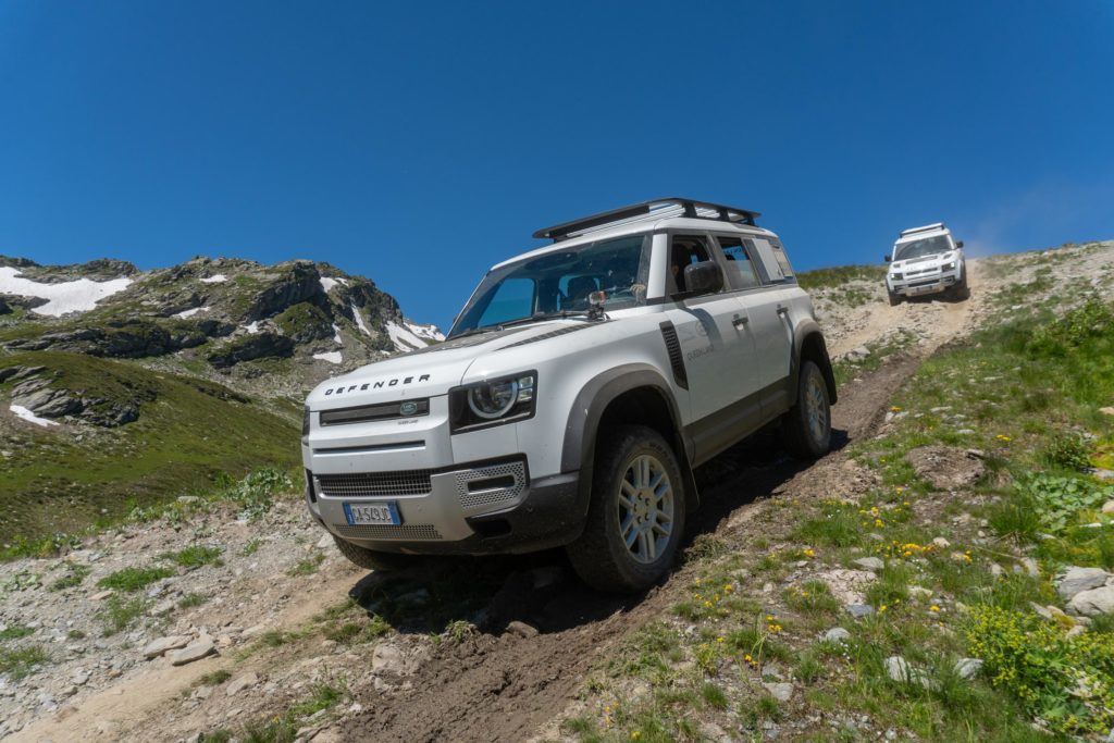 Land Rover Day Valle d'Aosta – La Thuile – 02 Land Rover Experience Italia-34