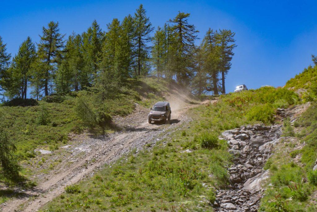Land Rover Day Valle d'Aosta – La Thuile – 02 Land Rover Experience Italia-36