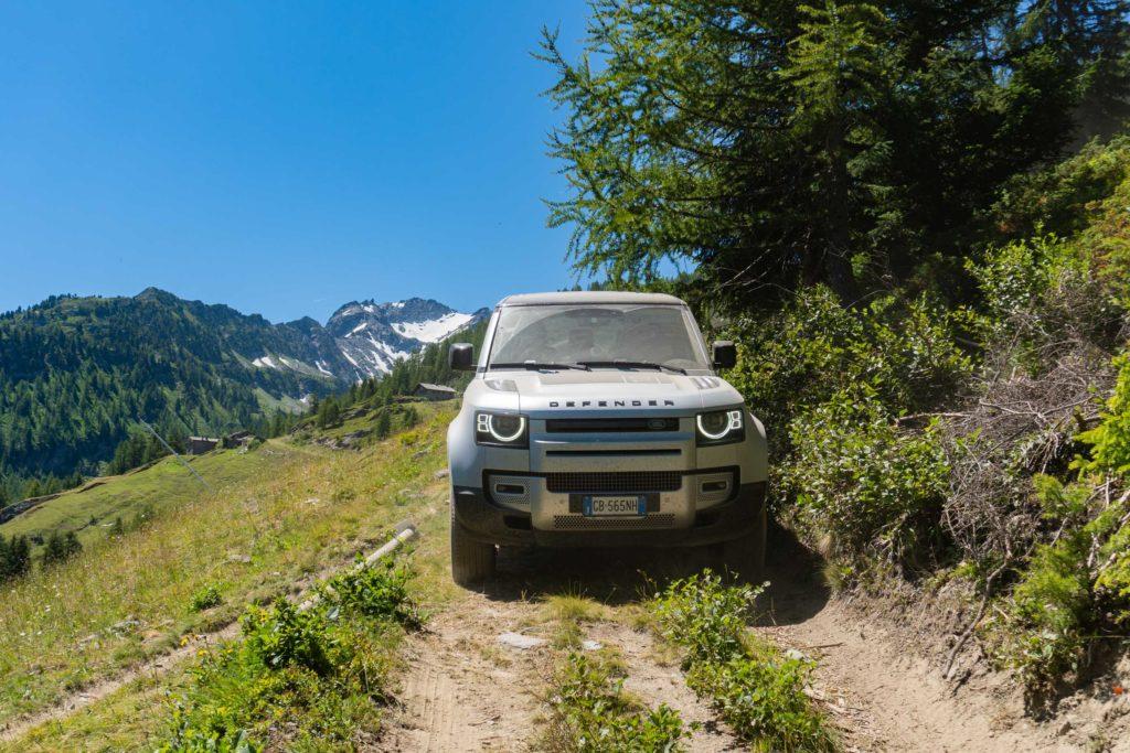 Land Rover Day Valle d'Aosta – La Thuile – 02 Land Rover Experience Italia-37