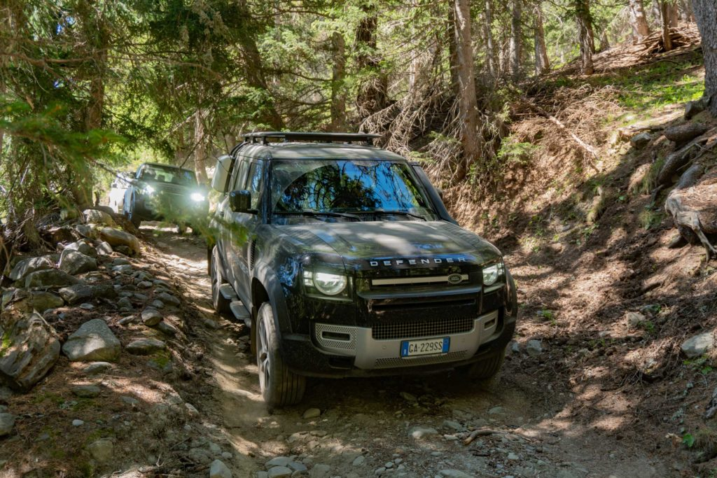 Land Rover Day Valle d'Aosta – La Thuile – 02 Land Rover Experience Italia-38