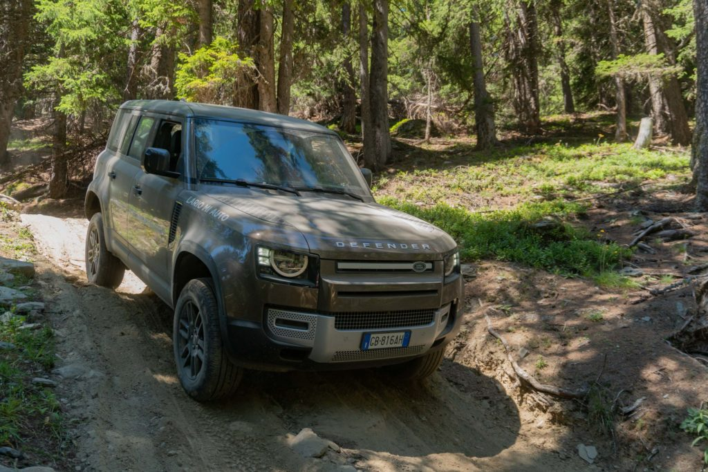 Land Rover Day Valle d'Aosta – La Thuile – 02 Land Rover Experience Italia-39