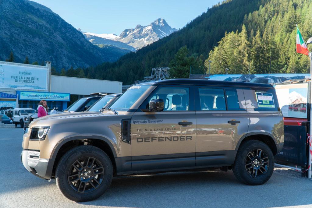 Land Rover Day Valle d'Aosta – La Thuile – 02 Land Rover Experience Italia-4