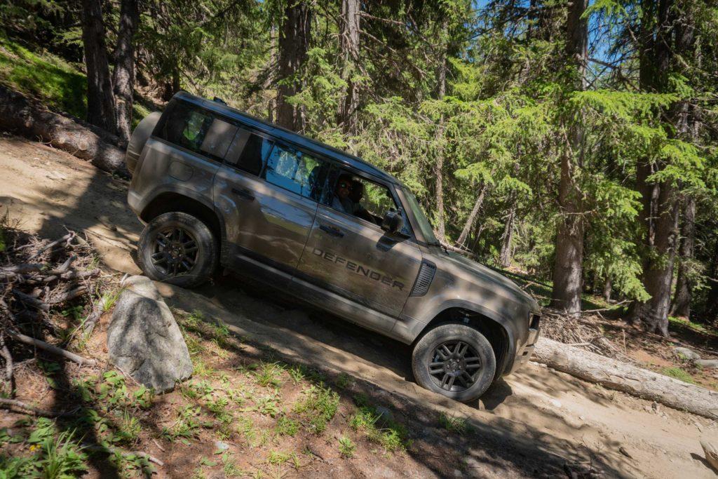 Land Rover Day Valle d'Aosta – La Thuile – 02 Land Rover Experience Italia-40