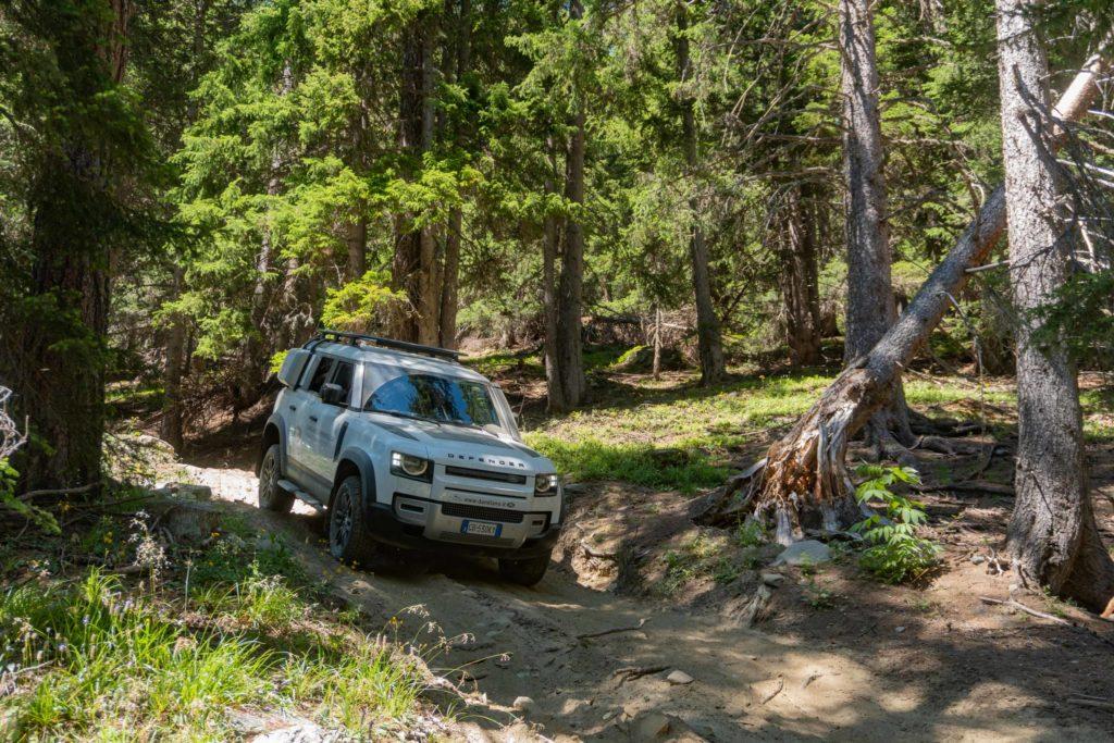 Land Rover Day Valle d'Aosta – La Thuile – 02 Land Rover Experience Italia-41
