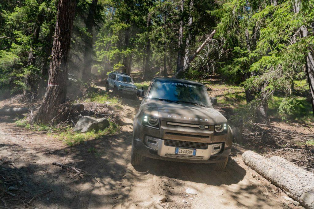 Land Rover Day Valle d'Aosta – La Thuile – 02 Land Rover Experience Italia-42