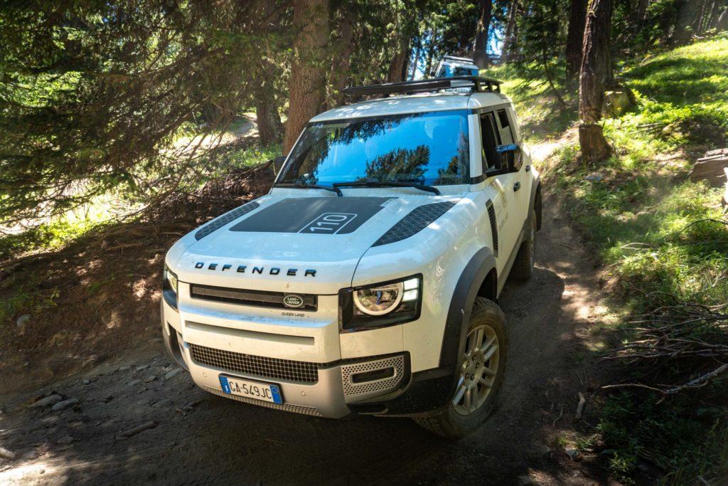 Land Rover Day Valle d'Aosta – La Thuile – 02 Land Rover Experience Italia-43