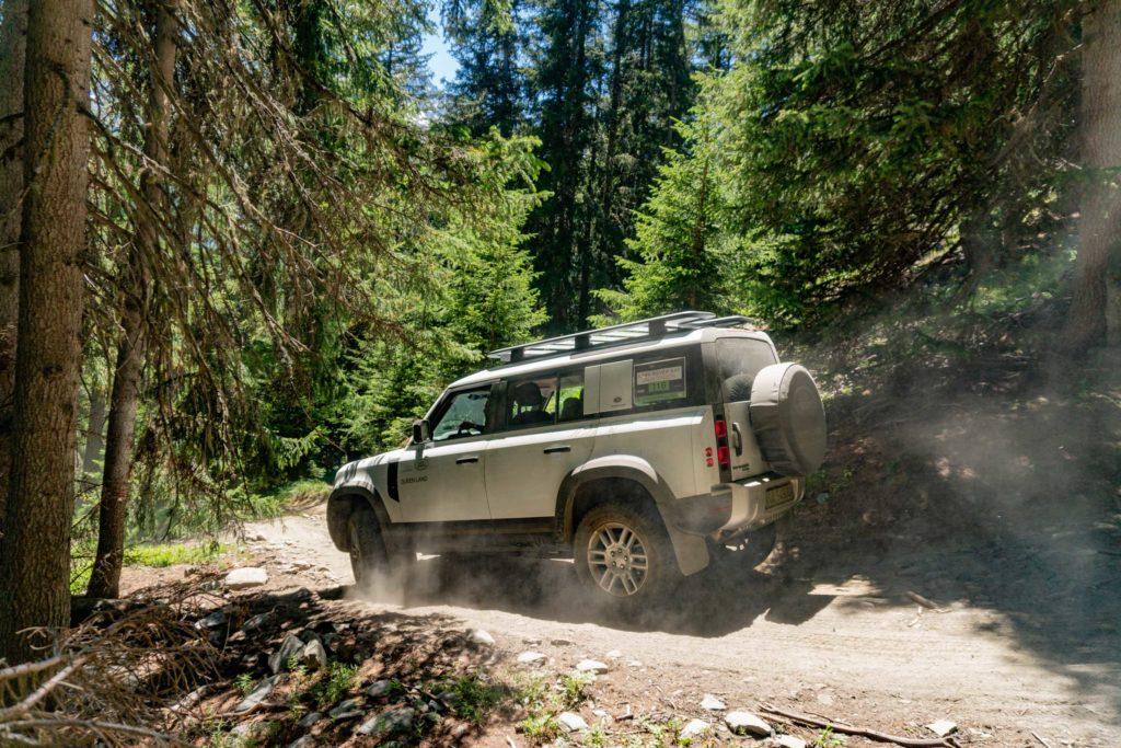 Land Rover Day Valle d'Aosta – La Thuile – 02 Land Rover Experience Italia-44