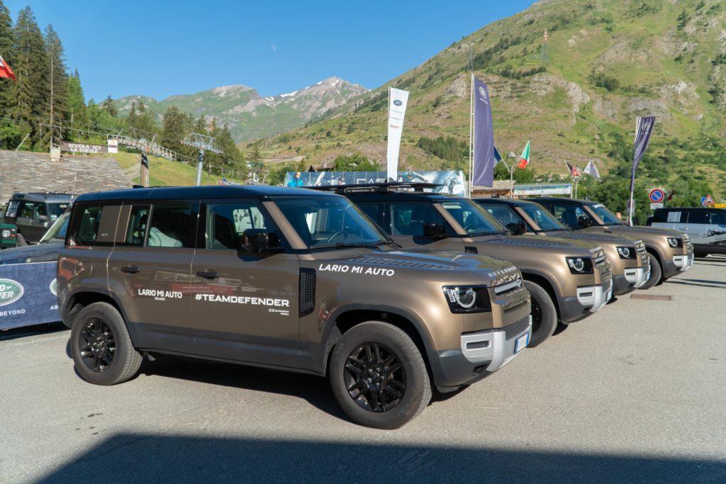 Land Rover Day Valle d'Aosta – La Thuile – 02 Land Rover Experience Italia-8
