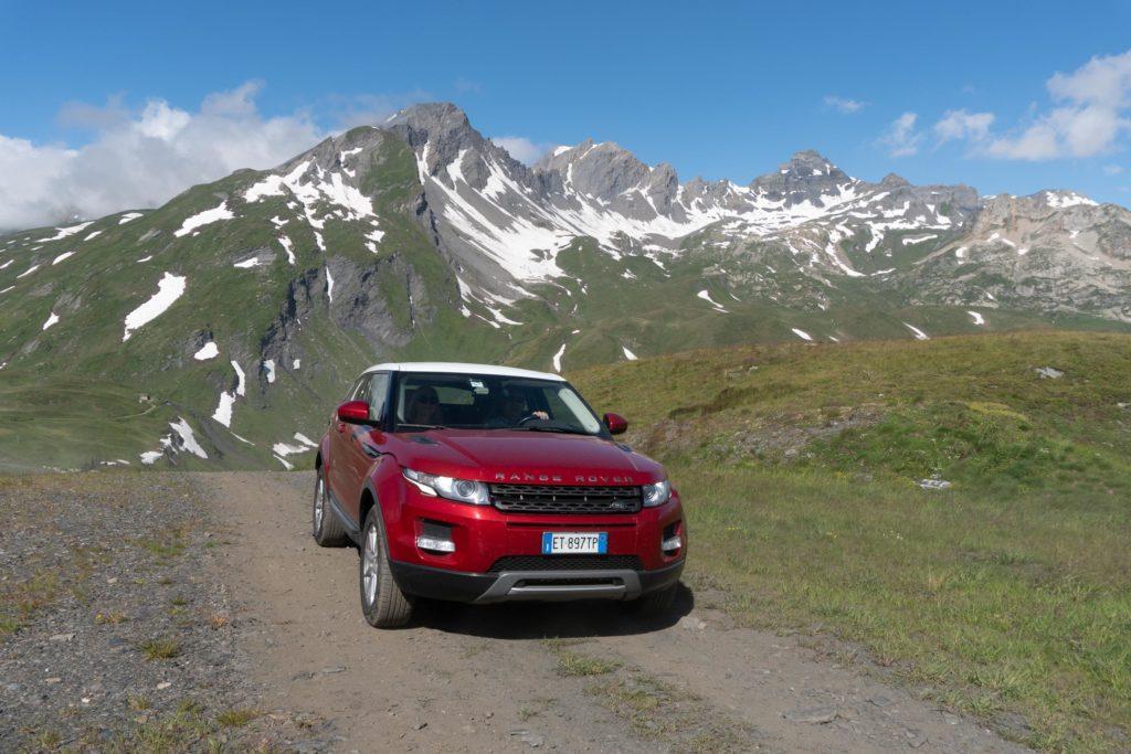 Land Rover Day Valle d'Aosta – La Thuile – Land Rover Experience Italia-11