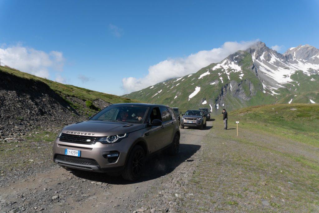 Land Rover Day Valle d'Aosta – La Thuile – Land Rover Experience Italia-12